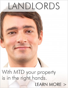 Landlords - With MTD your property is in the right hands.  Learn more.